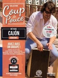 Charly Ménassé et Denis Roux - Méthode Cajón débutant.