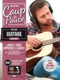 Denis Roux et Vincent Arnaldi - Méthode guitare débutant. 1 DVD