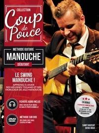 Samy Daussat et Denis Roux - Méthode Guitare manouche débutant. 1 DVD
