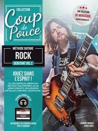 Denis Roux et Laurent Miqueu - Méthode Guitare rock - Volume 2.