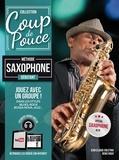 Jean-Claude Doletina et Denis Roux - Méthode Saxophone alto.