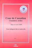 Cour de cassation - .