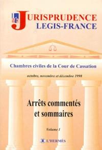 Cour de cassation et Pierre Guiho - .