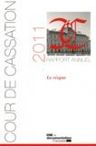 Cour de cassation - Le risque - Rapport annuel 2011.