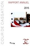 Cour de cassation - Rapport annuel de la Cour de cassation.