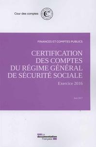 Histoiresdenlire.be Certification des comptes du régime général de sécurité sociale - juin 2017 Image