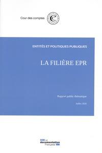 Cour des comptes - La filière EPR - Entites et politiques publiques.