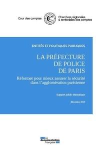 Cour des comptes - La préfecture de police de Paris - Décembre 2019.