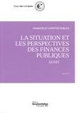 Cour des comptes - La situation et les perspectives des finances publiques - Audit.