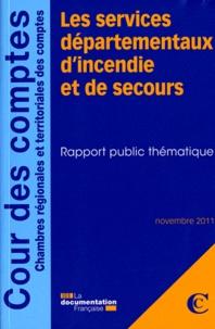 Feriasdhiver.fr Les services départementaux d'incendie et de secours - Rapport public thématique Image