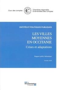 Cour des comptes - Les villes moyennes en Occitanie.
