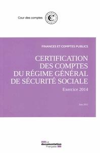 Rapport sur la certification des comptes de la sécurité sociale - Juin 2015.pdf