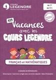 Cours Legendre - Cahier de vacances du CP au CE1.
