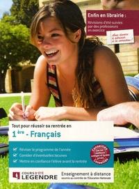 Cours Legendre - Tout pour réussir sa rentrée en Français 1e.