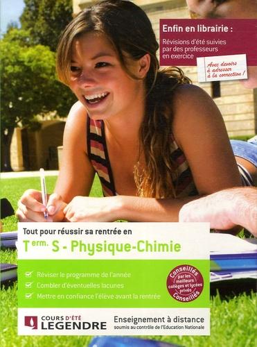 Cours Legendre - Tout pour réussir sa rentrée en Physique-Chimie Tle S.