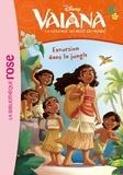 Courtney Carbone et  The Disney Storybook Art Team - Vaiana, la légende du bout du monde Tome 13 : Excursion dans la jungle.