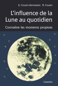 Cousin-zermatten/cou - L'influence de la lune au quotidien.
