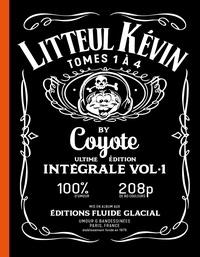Coyote - Litteul Kévin Tomes 1 à 4 : .