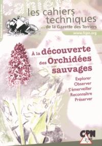 CPN - A la découverte des orchidées sauvages.