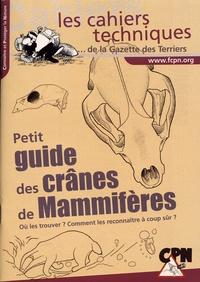 CPN - Petit guide des crânes de mammifères.