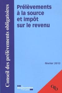 Histoiresdenlire.be Prélèvements à la source et impôt sur le revenu Image