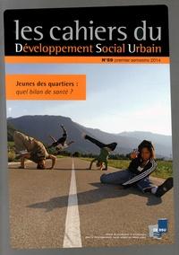 Frédérique Bourgeois - Les cahiers du DSU N° 59, premier semes : Jeunes des quartiers : quel bilan de santé ?.