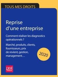 Ebook forouzan téléchargement gratuit Reprise d'une entreprise  2020  - Comment réaliser les diagnostics opérationnels ?  Marché, produits, clients, fournisseurs, prix de revient, gestion, management. par CRA ePub iBook 9782809514728
