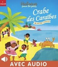 Elsa Fouquier - Crabe des Caraïbes.