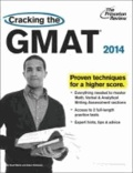 Cracking the GMAT, 2014 Edition.