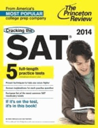 Cracking the SAT, 2014 Edition.