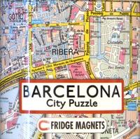 Craenen - Barcelona City Puzzle.