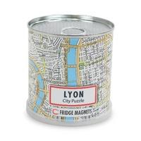 Craenen - Lyon City Puzzle.