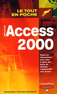 Craig Eddy et Timothy Buchanan - Access 2000.
