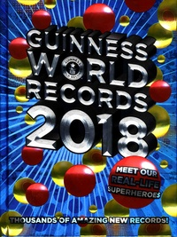 Craig Glenday - Guiness World Records.