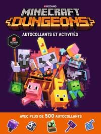 Craig Jelley - MinecraftDungeons - Autocollants et activités avec plus de 500 autocollants.