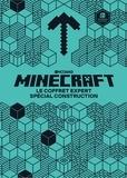 Craig Jelley - Minecraft - Le coffret expert spécial construction - Avec 3 livres, 1 poster et 2 figurines à monter.