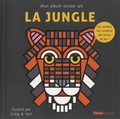Craig & Karl - La jungle - Mon album sticker art.