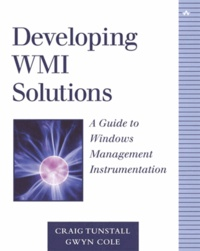 Developing WMI Solutions. A guide to Windows management instrumentation.pdf