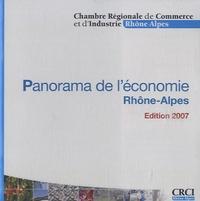 CRCI - Panorama de l'économie - Rhône-Alpes.