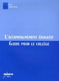 CRDP de Bretagne - L'accompagnement éducatif - Guide pour le collège.