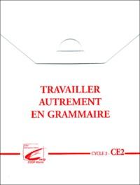 CRDP de Champagne-Ardenne - Travailler autrement en grammaire CE2.