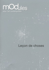 CRDP de Poitou-Charentes - Leçon de choses.