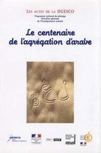 Coachingcorona.ch Le centenaire de l'agrégation d'arabe Image