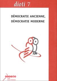 CRDP Midi-Pyrénées - Démocratie ancienne, démocratie moderne.