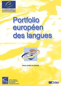 CRDP - Portfolio européen des langues - Pour jeunes et adultes.