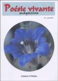 Eric Gauché-Cottavoz et Gilbert Barussaud - Poésie vivante magazine N° 2 Juillet 2004 : .