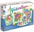 CREATIONS VERONIQUE DEBROISE - Aquarellum Zentangle