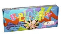 CREATIVE IMPORT - Rainbow Loom kit de création de bracelets