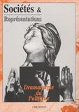 Remi Lenoir - Sociétés & Représentations N° 12 : Dramaturgie du politique.