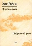 Lucie Bargel et Magali Della Sudda - Sociétés & Représentations N° 24 : (En)quêtes de genre.